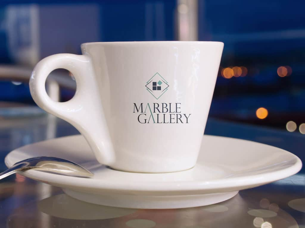 Marble Gallery – Logo Options
