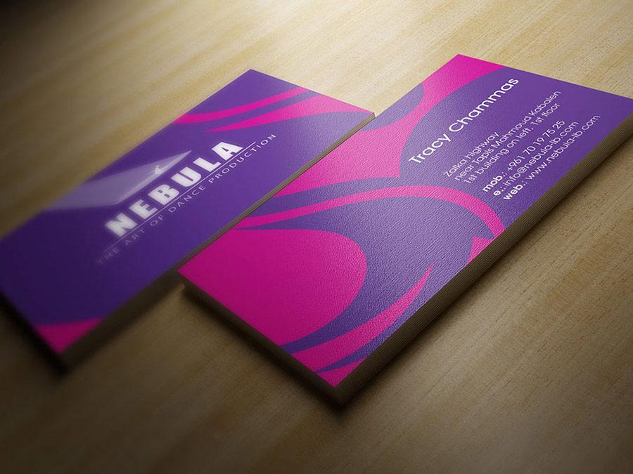 Nebula – Business Card
