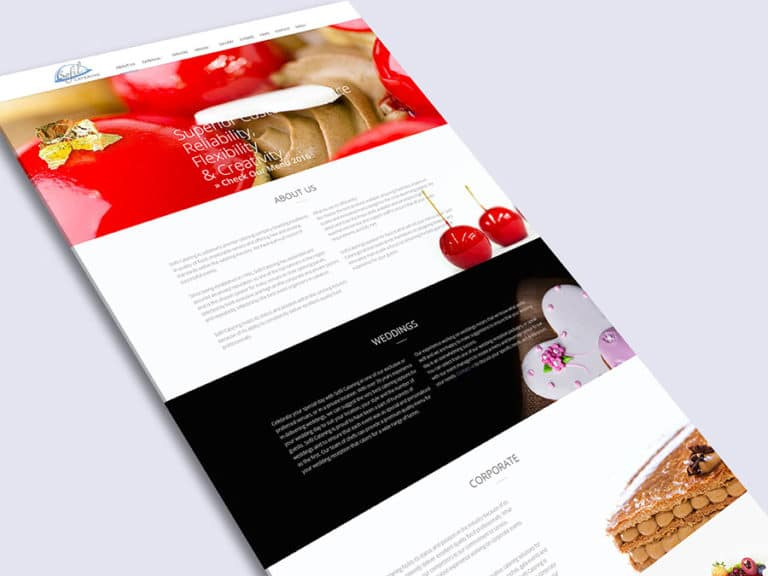 Sofil Catering – Website