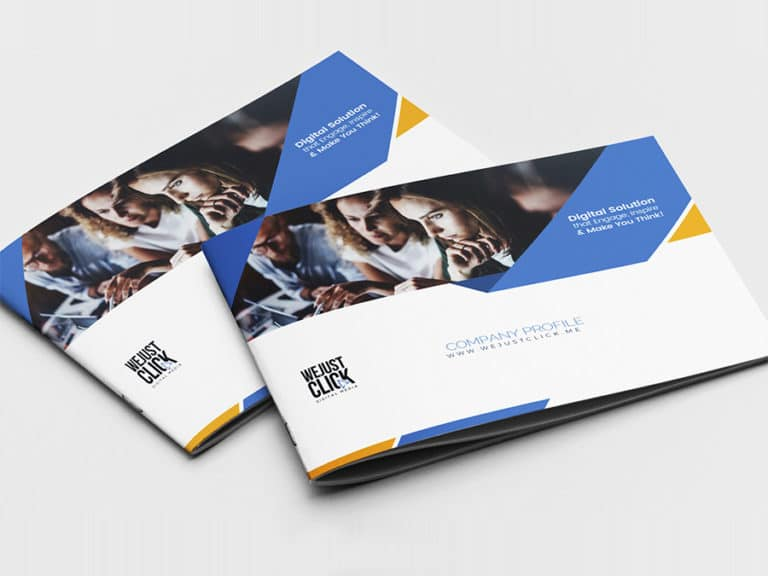 Company Profile – WeJustClick