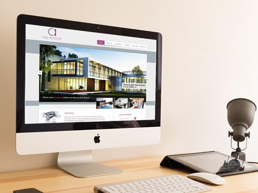 Civil & Arch.. – Website
